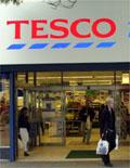 Tesco: set to get a £3m windfall from Interpublic
