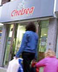 Chelsea Building Society: account awarded
