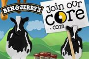 Ben & Jerry's: rolls out liquid-filled ice-cream
