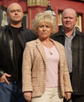 'EastEnders': 13m tune in to Mitchells' comeback