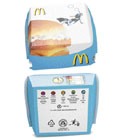McDonald's: new packs with nutrition advice