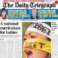 Daily Telegraph: Bryant becomes editor-in-chief