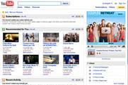 YouTube: launching auction-based ad platform