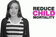 Keira Knightley: stars in Amnesty's maternity health call