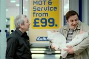 Kwik Fit: calls review in lead-up to marketing push