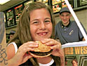 Fast food: popularity linked to ads