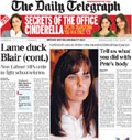 Telegraph: appointed podcast editor