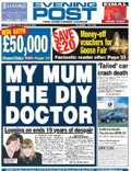 Nottingham Evening Post: one of the titles on the block