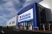 Wickes: bought by Travis Perkins