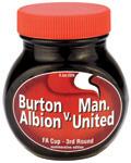 Bovril: backing underdog Burton FC