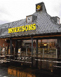 Morrisons: planning to move creative account