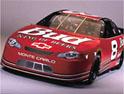 Earnhardt's Number 8 Budweiser car