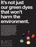 M&S: driving ethical image
