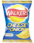 Walkers: new look and new recipe