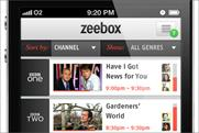 Zeebox: preparing jump to TV screens