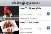 Videojug: how-to video website creates app
