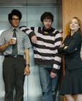 'IT Crowd': showing online before TV broadcast