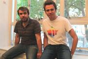 Pete Davies and Adam Rimmer: creative duo move to Leagas Delaney