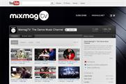 Mixmag TV: one of the new YouTube TV channels
