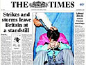 The Times extends news coverage <BR>with redesign