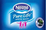 Nestlé Pure Life replaces Vittel as London Marathon sponsor