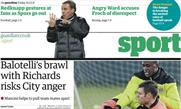 Guardian Sport section moving back into the main paper