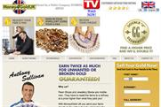 Money4Gold: appointed All Response Media to handle its media business