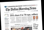 Dallas Morning News: to introduce paywall this month