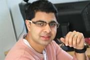 Ash Ali: appointed marketing director at Videojug