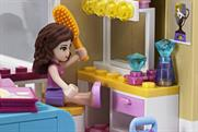 Lego: launches Friends range for girls