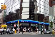 Citibank in China Town New York CIty