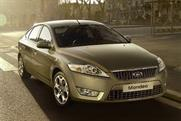Ford Mondeo: readies TV campaign