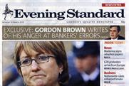 Evening Standard forms new alliance to target Londoners