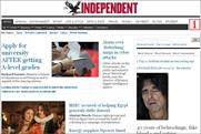 Independent: revamps website