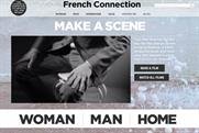 French Connection: 'Make a Scene' campaign