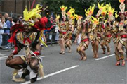 The riots threatened this year's Notting Hill carnival
