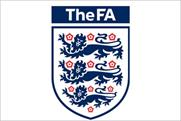 Football Association: still seeking sponsor for England team