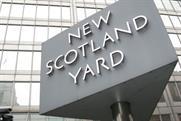 Metropolitan Police: responds on behalf of the ACPO