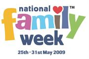National Family Week seeks a sponsor