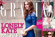 Grazia: readies London Fashion Week edition