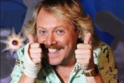 Keith Lemon: his LemonAid show debuts on 7 April