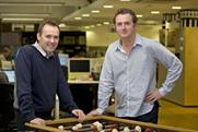 Former Cadbury marketing director Phil Rumbol and Fallon founding partner Laurence Green: new start-up