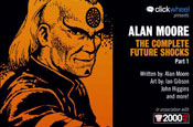 Future Shocks: Alan Moore comic book app comes to iPhone