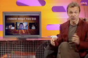 Psychoville: Graham Norton stars in the BBC viral