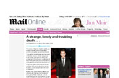 The adless MailOnline web page