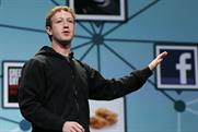 Mark Zuckergerg: chief executive, Facebook