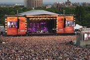 Hyde Park: music concerts have been dogged by controversy