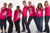 Cancer Research UK: join the fight campaign
