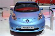 Nissan: promotes Leaf through extended partnership with The O2