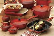 Le Creuset: appointed Krow